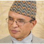 DR. MADAN KUMAR BHATTARAI